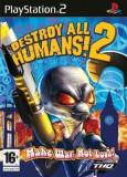 Joc PS2 Destroy all humans 2