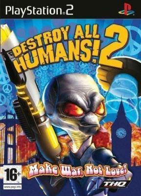Joc PS2 Destroy all humans 2 foto