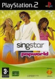 Joc PS2 Singstar - Popworld