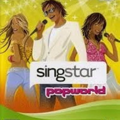 Joc PS2 Singstar - Popworld
