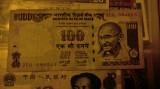 BANCNOTA INDIA 100 RUPII 2006