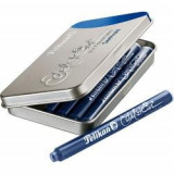 Caseta metalica Edelstein cu 6 patroane albastru safir 339630