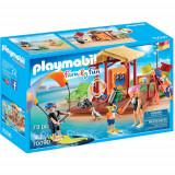 Set de Constructie Lectii de Sporturi Nautice - Family Fun, Playmobil