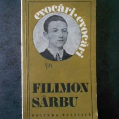 GHEORGHE I. BODEA - FILIMON SARBU