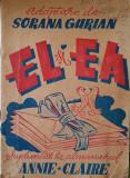 "Sorana Gurian ""El si Ea"" supliment almanahul Annie Claire"