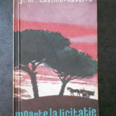J. M. CASTILLO NAVARRO - MOAARTE LA LICITATIE