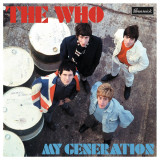 The Who My Generation remaster Mono version (cd)