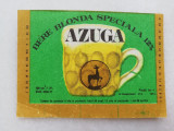 Eticheta Bere - AZUGA .