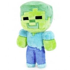 Figurina de plus Zombie Minecraft 25 cm