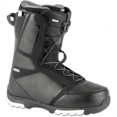 Boots Snowboard Nitro Sentinel TLS Black/White 2021