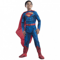 Costum de carnaval copii SUPERMAN INVINCIBIL 8 10 ANI
