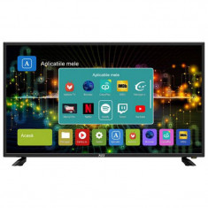 Televizor Nei LED Smart TV 40NE6505 101cm Ultra HD 4K Black