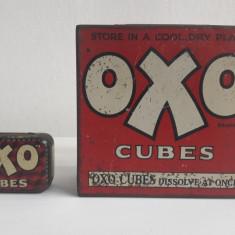 cutii vechi OXO CUBES