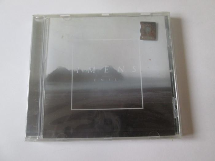 Rar! CD Rock/Punk romanesc,nou in tipla,formatia E.M.I.L. albumul Imens 2015