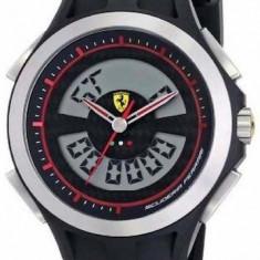 Ceas Barbati SCUDERIA FERRARI Model LAP TIME 830066