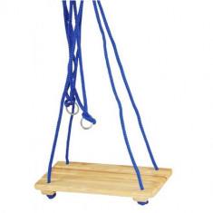 Leagan simplu de lemn
