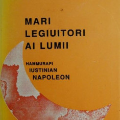 Mari legiutori ai lumii (1994) - Vladimir Hanga