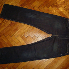 Blugi Levis 501-Marimea W33xL32 (talie-85cm,lungime-107cm)