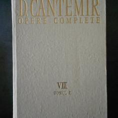 DIMITRIE CANTEMIR - SISTEMUL SAU INTOCMIREA RELIGIEI MUHAMMEDANE (1987)
