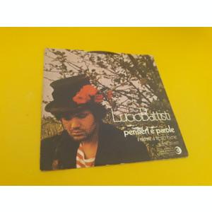 VINIL LUCIO BATTISTI-PENSIERI E PAROLE DISC RICORDI 1971 STARE EX