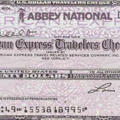 CEC calatorie  20 $  AMERICAN EXPRRSS