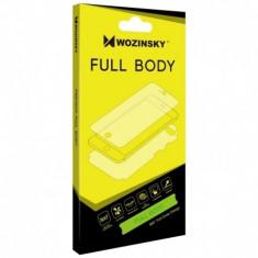 Folie Siliconata Full Cover APPLE iPhone 7 \ 8 Fata + Spate (Self-Repair) WOZINSKY