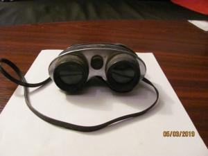 PVM - Binoclu plastic Binocular mai vechi tip jucarie functional Made in China
