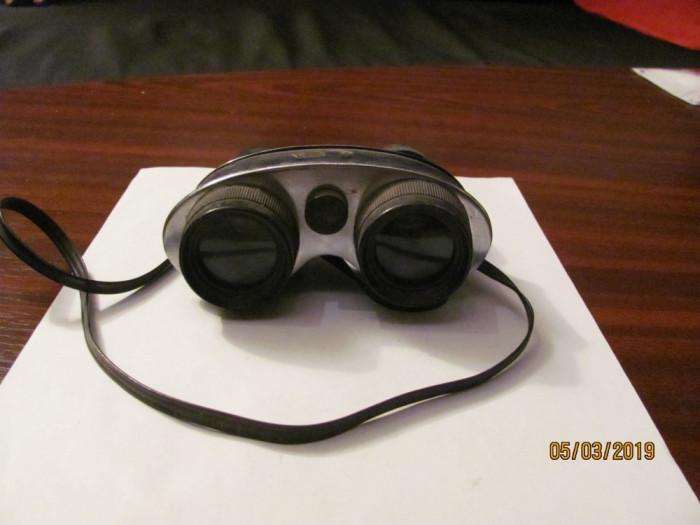 "PVM - Binoclu plastic ""Binocular"" mai vechi tip jucarie functional Made in China"