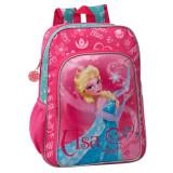 Ghiozdan Disney Frozen Elsa Grande