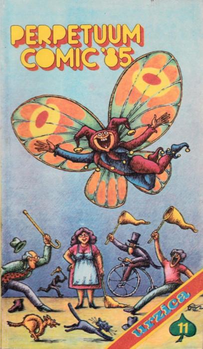 Perpetuum Comic '85, '86, '87
