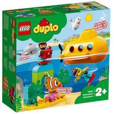 LEGO Duplo - Aventura cu submarinul 10910