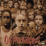 Korn Untouchables LP reissue 2018 (2vinyl)