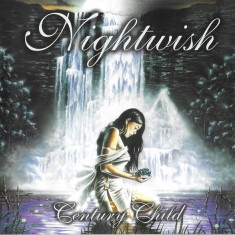 CD Nightwish – Century Child , original, holograma