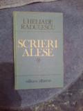 h3 Scrieri alese- I. Heliade Radulescu