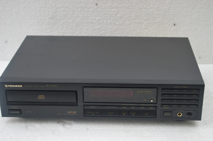 Cd Player Pioneer PD 5700 Defect