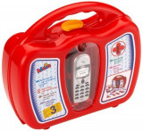Trusa medicala cu telefon de jucarie-KLEIN 4704350