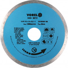 Disc diamantat 115 mm VOREL