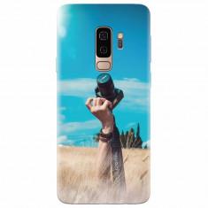Husa silicon pentru Samsung S9 Plus, Camera