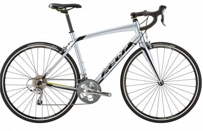 Bicicleta Cursiera Felt Z85, Gri/negru, 56cm - Z8515GM56