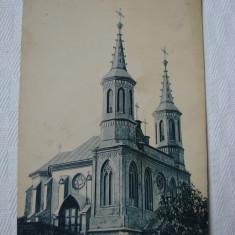 Carte postala SATU MARE Szatmarrol, circulata la 1908 (3)