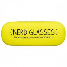 Etui ochelari - Nerd Glasses | Wild & Wolf
