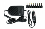 Incarcator auto, adaptor universal laptop 12V Garage AutoRide