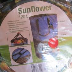Cumpara ieftin Cos mare textil pentru strans frunze Sunflower 120l