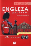 Engleza fara profesor si 2 CD-uri audio. Metoda instant | Sandra Stevens