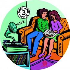 Coaster- Prieteni, muzică, cărți
