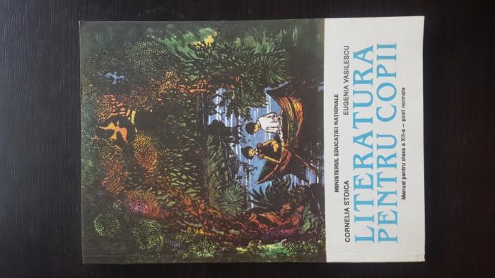Literatura pentru copii - Manual clasa a XII-a - Cornelia Stoica, 1999