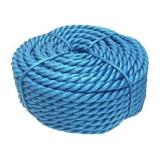 Franghie 50 m, din polipropilena, albastru, 00138
