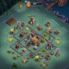 Cont clash of clans lvl 167 th 11!