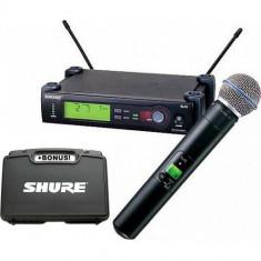 Cumpara ieftin Microfon fara fir SHURE SLX2 / BETA 58A Bonus geanta transport