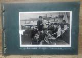 Pionieri la cercul Aeromodele// fotografie, Portrete, Romania 1900 - 1950